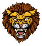 狮子吉祥人 库存照片