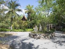 狮子国家徒步旅行队,棕榈滩 图库摄影
