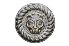 狮子形状 免版税库存图片