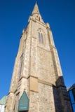 狮子步行团结的被改革的教会在科尔切斯特 图库摄影