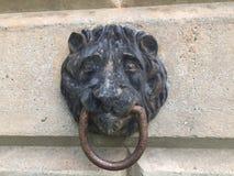 狮子顶头停泊2 库存图片
