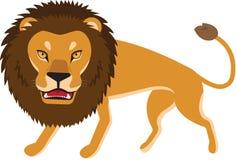 狮子[被转换] 库存例证