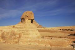 狮身人面象,开罗 库存图片