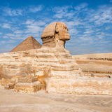 狮身人面象 埃及 图库摄影