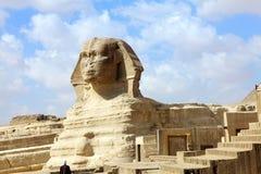 狮身人面象 免版税库存图片