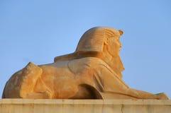 狮身人面象 库存图片