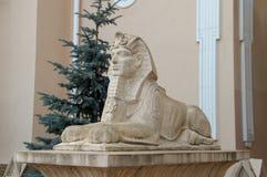 狮身人面象 免版税库存照片