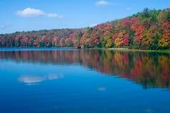 猎人湖 库存图片