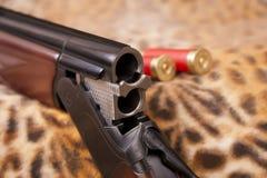 猎枪 免版税库存图片