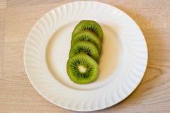 猕猴桃吃 免版税图库摄影