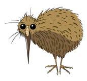 猕猴桃鸟的动画片图象 皇族释放例证