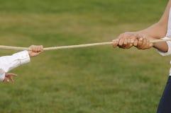 猛拉战争 免版税库存图片