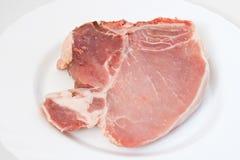 猪排 免版税图库摄影