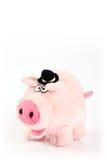 猪玩具 库存照片
