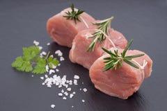 猪肉内圆角  免版税图库摄影