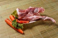猪肉 图库摄影
