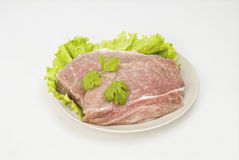 猪肚 免版税库存照片