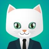 猫具体化 库存照片