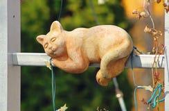 猫形象 库存图片