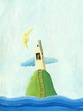 猫海岛 免版税图库摄影