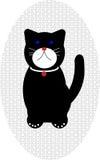猫设计 免版税库存照片