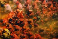 献身者印地安人 免版税库存照片