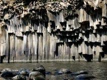 玄武岩 免版税图库摄影