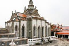 玉佛寺在曼谷,泰国 图库摄影