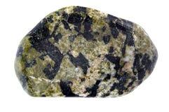 玉矿物石头 库存照片