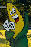 玉米乌托邦 图库摄影