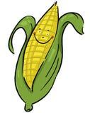 玉米例证 免版税图库摄影