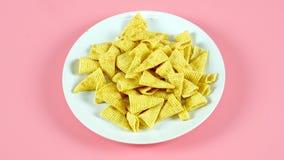 玉米快餐 免版税图库摄影
