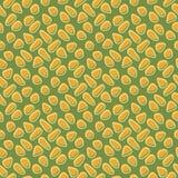 玉米样式 免版税库存照片