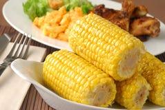 玉米棒玉米 库存照片
