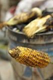 玉米烘烤甜点 免版税库存照片