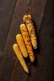 玉米穗 库存照片