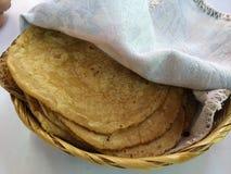 玉米饼 库存图片