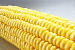 玉米黄色 免版税库存图片