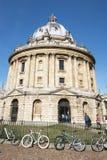 王国团结的牛津 2018年10月13日- Bodleian图书馆,牛津大学的主要研究图书馆,是一  图库摄影