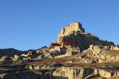 王国失去的西藏 免版税库存图片