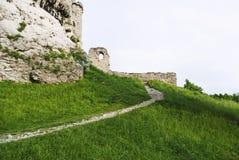 王国路径 库存图片