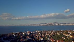 王子海岛看法在伊斯坦布尔土耳其 股票视频