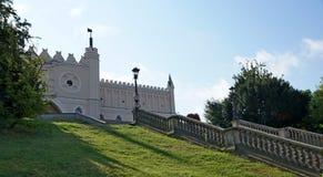 王宫在鲁布林 图库摄影
