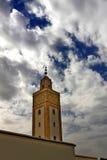 王宫尖塔在拉巴特 免版税库存照片