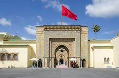 王宫拉巴特 免版税库存照片
