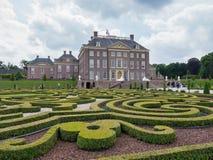 王宫Het厕所在荷兰 免版税库存图片