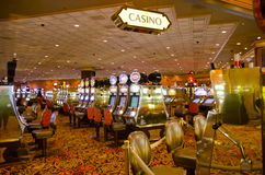 王牌赌博娱乐场在大西洋城 免版税库存图片
