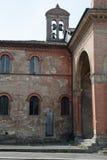 玛丹娜del Baraccano,波隆纳-意大利 免版税库存图片