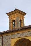 玛丹娜della尼夫教会 riva 伊米莉亚罗马甘 意大利 免版税库存图片