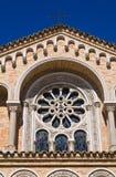 玛丹娜della Fontana教会  托雷马焦雷 普利亚 意大利 免版税库存图片